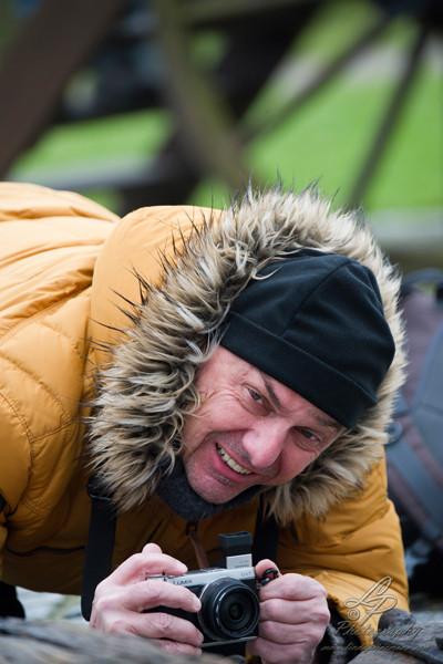 Fotoreise Helgoland - Januar 2015 / Foto: Linda Peinemann