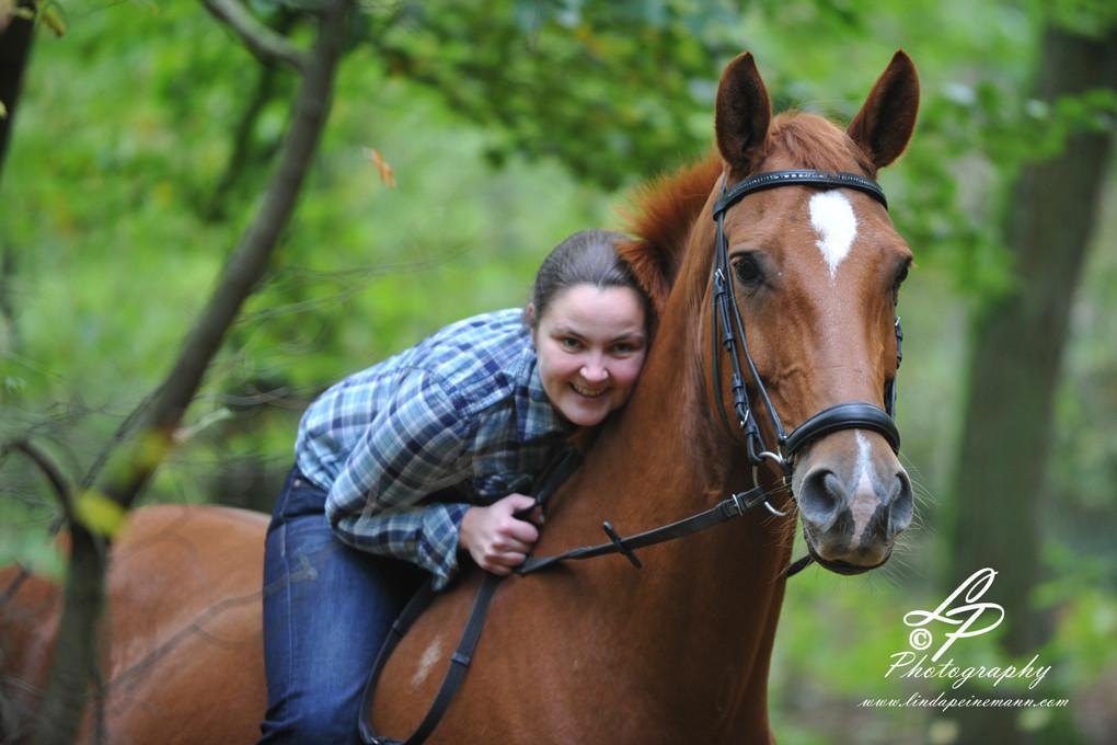 Ina - Workshop Aufnahmen - Pferdemuseum Verden