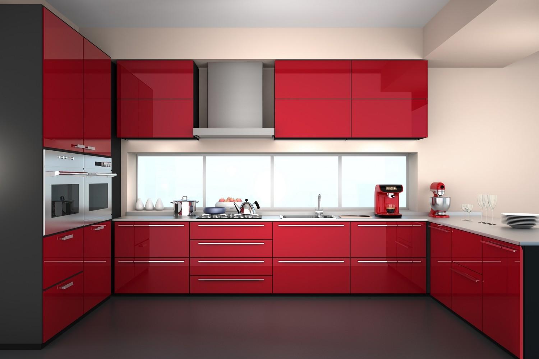 Acryl rouge