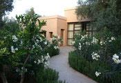 Les Trois Paons, Riad à Taroudant