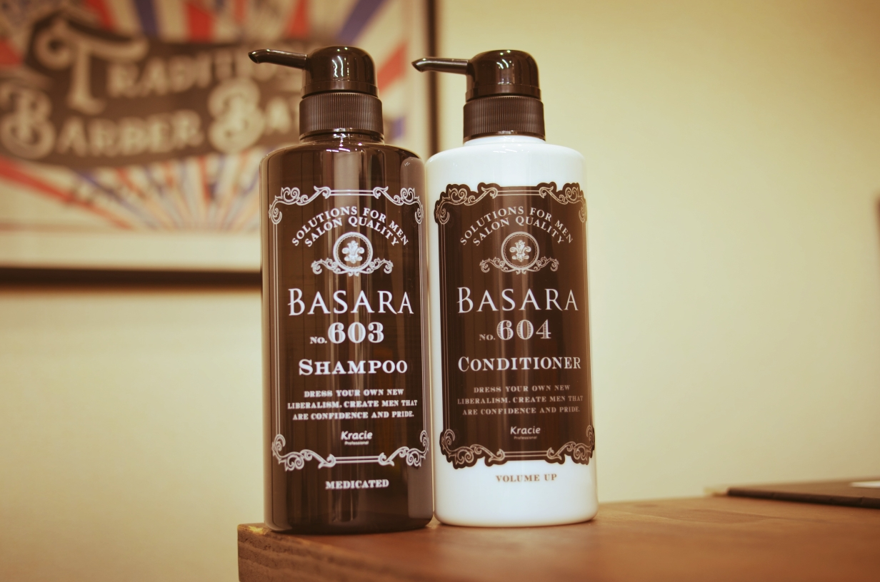 BASARA薬用スカルプシャンプー