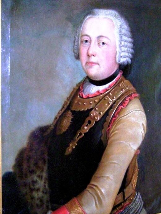 2. Adam Reimar v.K. (2.Ehemann der Witwe von 1.)