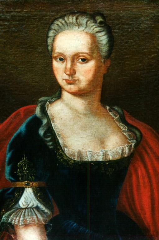 Katharina Sophia v.K., verh. v. Platen