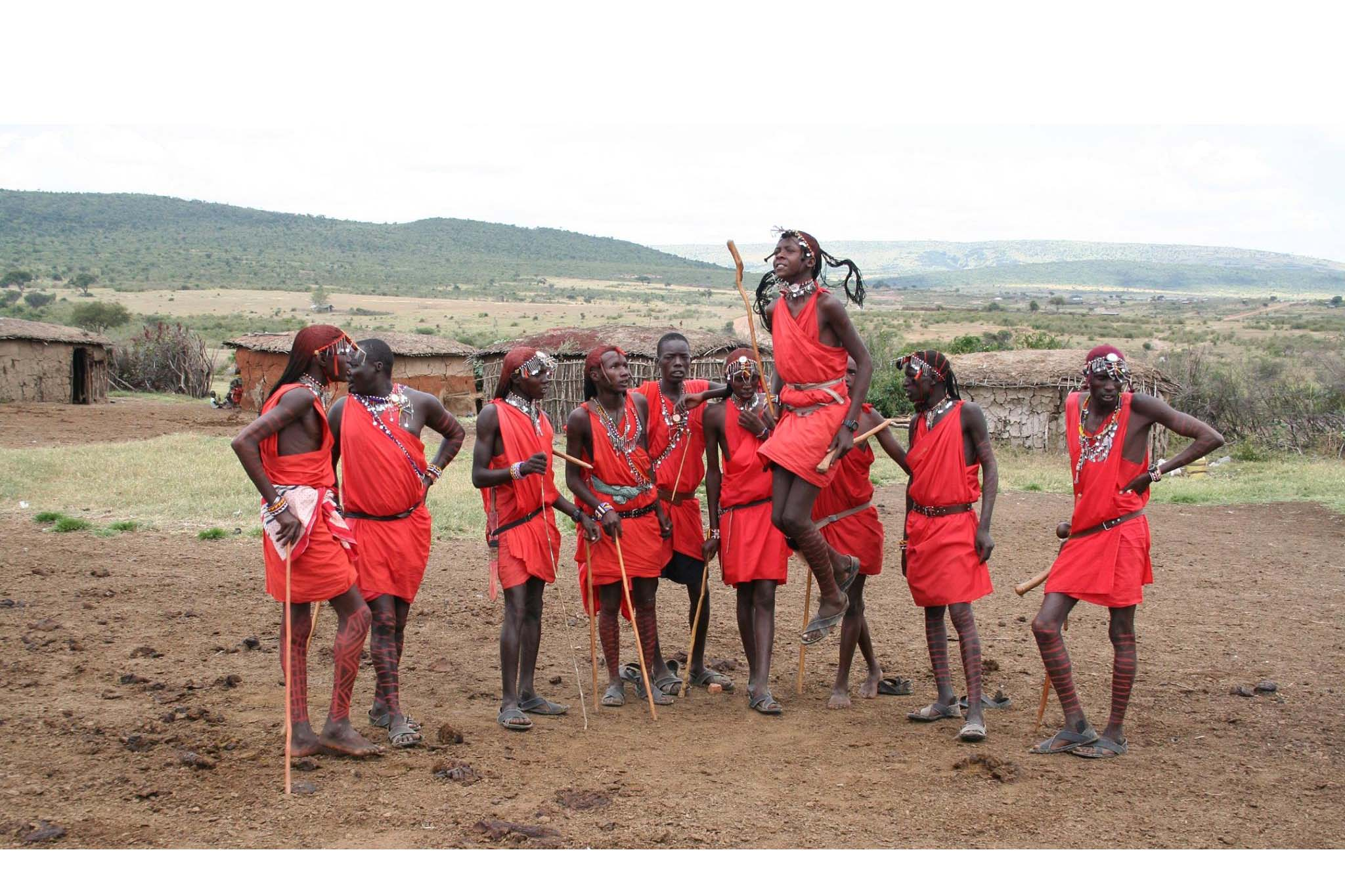 Safari Massai Mara