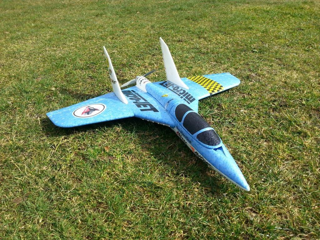 Roberts Fun Jet von Multiplex