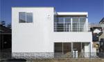 モザイクタイルの家