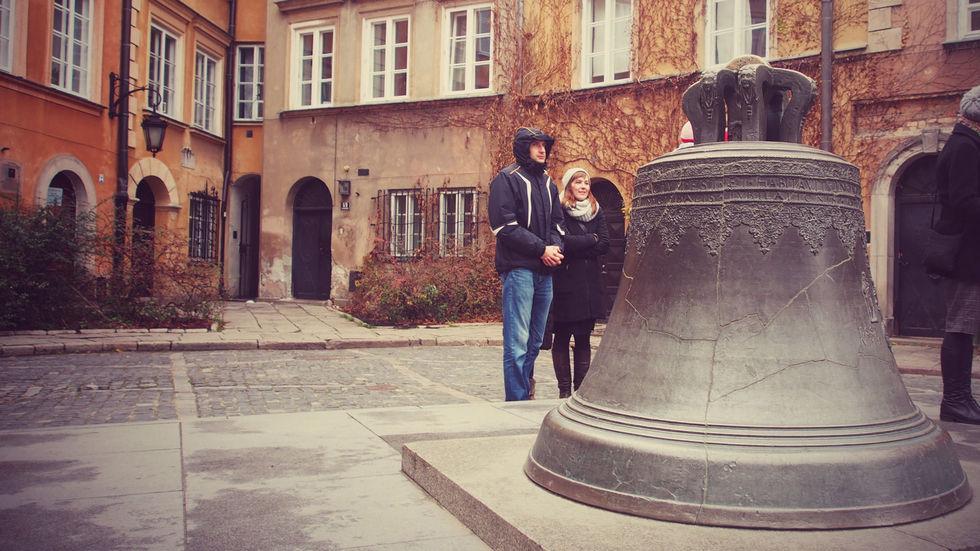 Колокол Тына в Варшаве