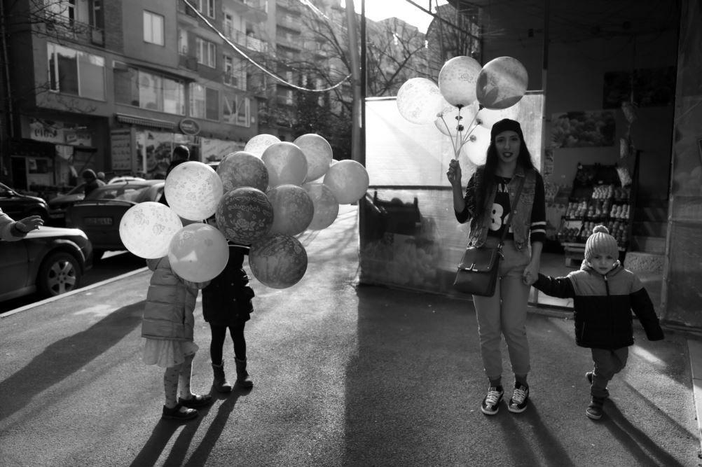 """У Майи Чхалидзе была очевидный повод для фотографий. """"Первого марта мы отмечали день рождения моей дочери. Возможно, вашей аудитории это не интересно, но для меня это часть лучшей истории моей жизни"""""""