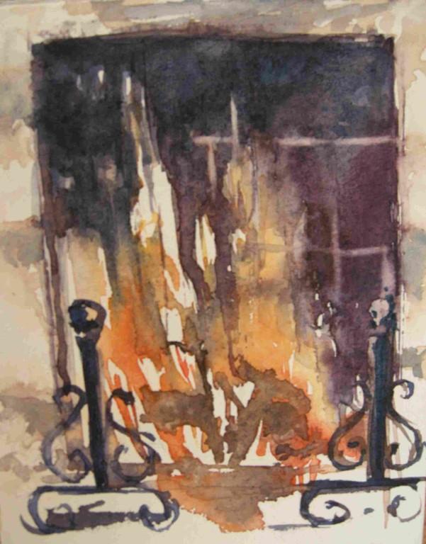 Entre el fuego