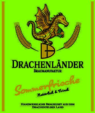 Drachenländer Bier - Jetzt auch hier!