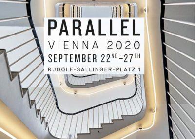 Polarraum 2020 mit Justine Otto, Timm Ulrichs, Uwe Bremer, Ali Schindehütte, Josi Vennekamp. Raum 3.05