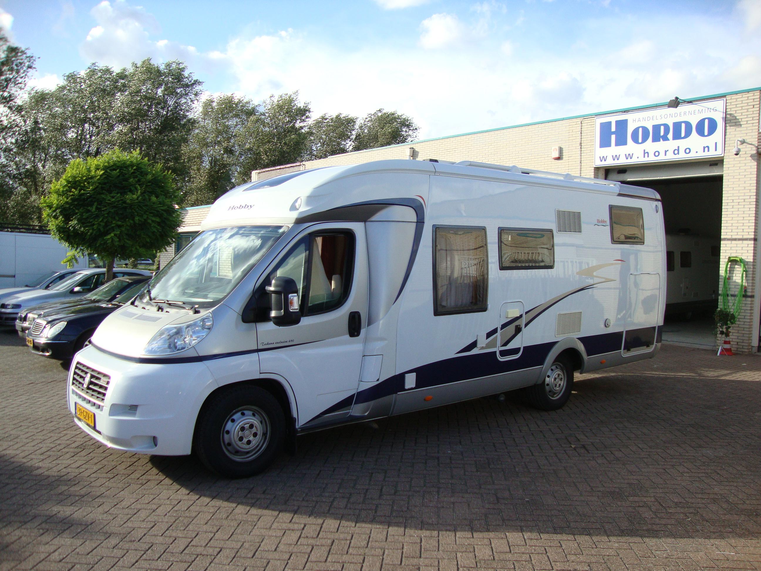 hymer b614 2006 145 pk
