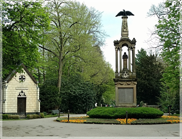Melatenfriedhof Köln