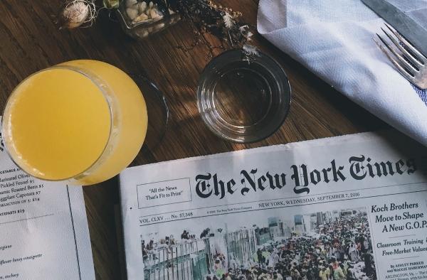 Zeitung New York Times