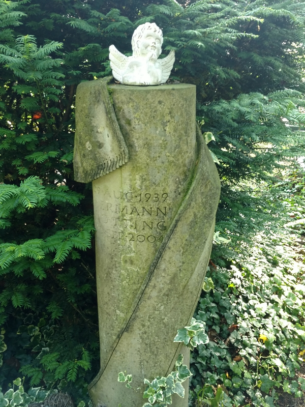 Grabstätte Hermann Götting