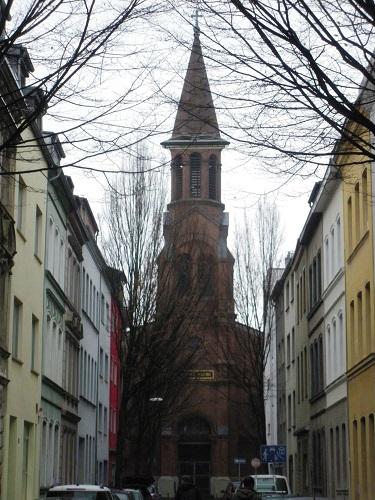 Kirche in der Rothehausstraße