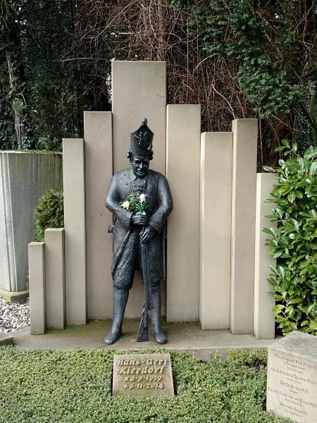 Grabstätte Hans-Gert Kierdorf, Melaten