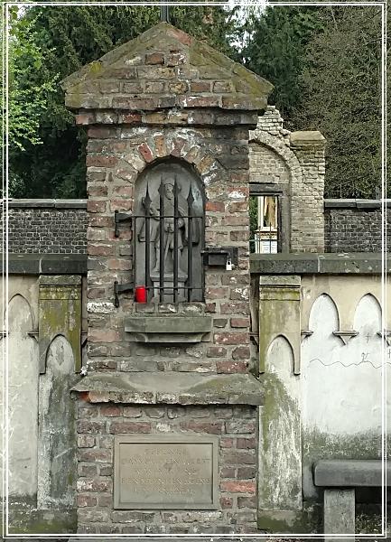 Schellenknecht, Melatenfriedhof, Köln