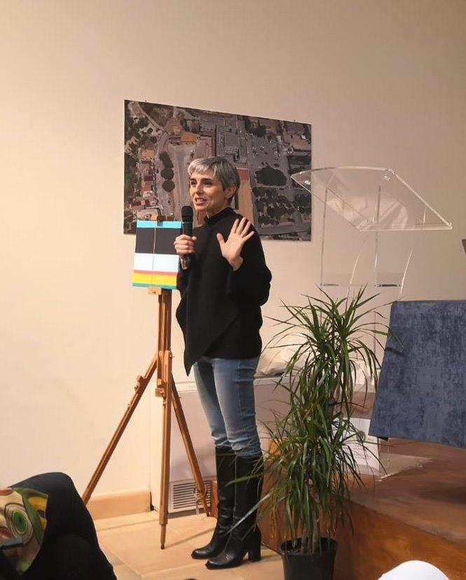 L'Architetto Emanuela Pulvirenti presenta l'opera