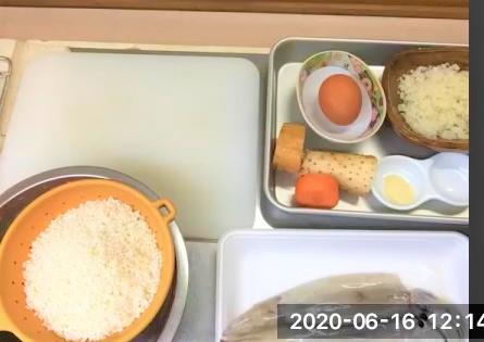 オンラインで薬膳料理を学ばれる方は画像を通してお家にいながら学べます