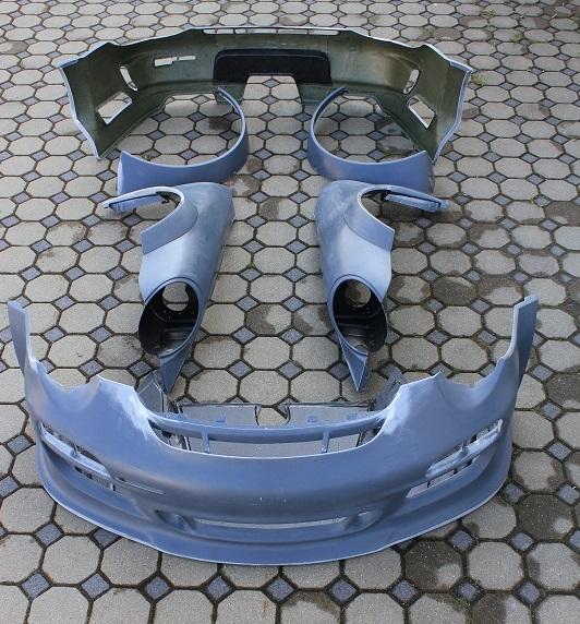 Porsche 997 Bodykit