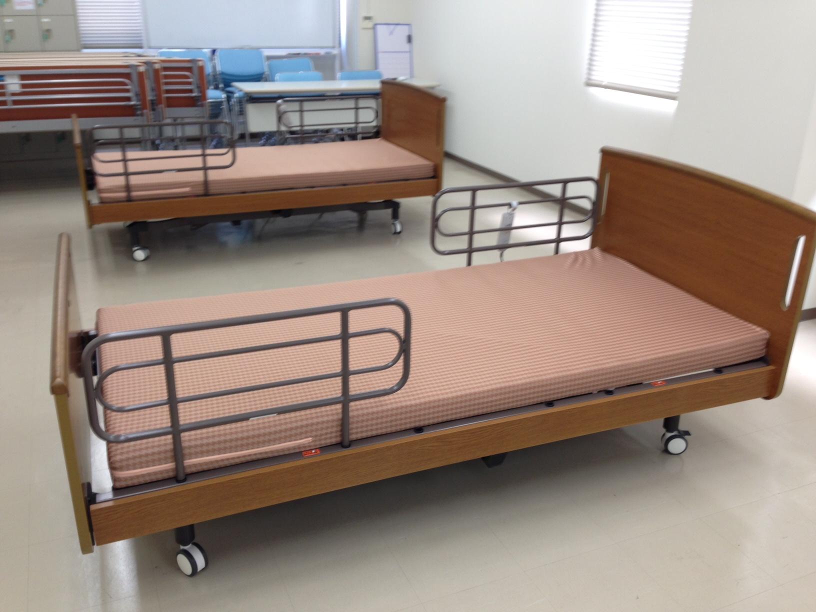 特殊寝台(電動ベッド)【福祉用具貸与品目】クリックすると受講申込可能です