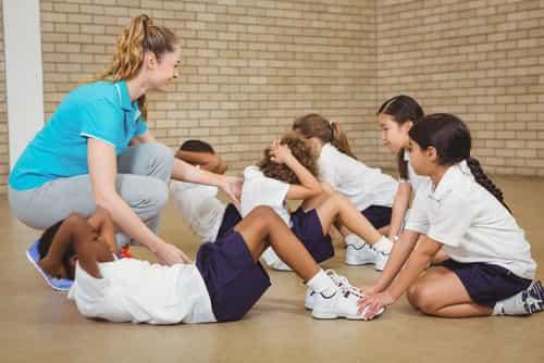 児童発達支援・放課後等デイサービスの体育の運動支援カリキュラム