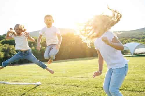 児童発達支援・放課後等デイサービスの運動支援による脳への効果