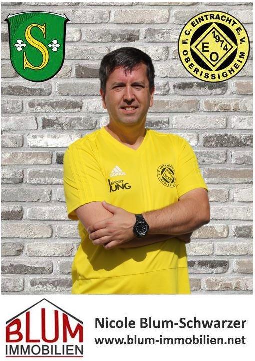 Trainer Kai Herzberger