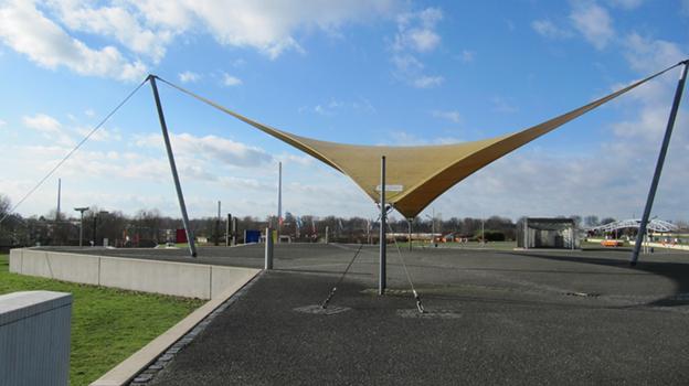 Neulandpark, Leverkusen