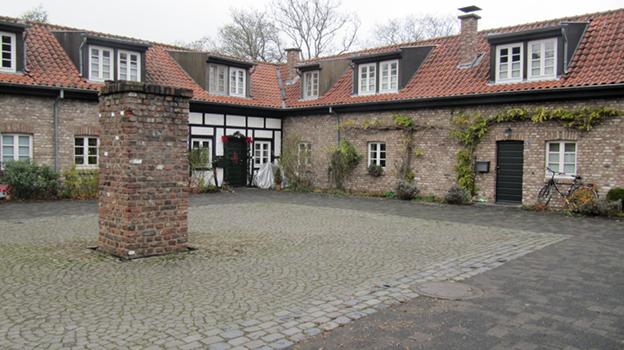 Die ältese Arbeitersiedlung des Rheinlandes in Köln Dünnwald