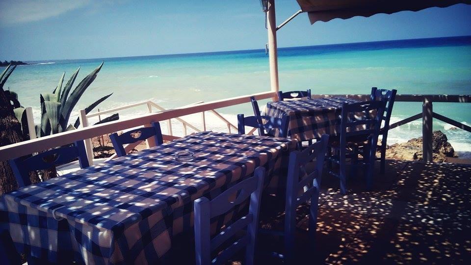 Taverne in Kalo Nero