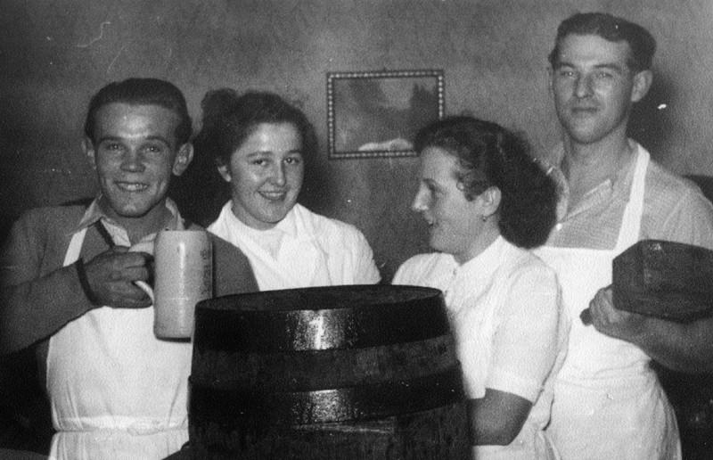 """60er Jahre - """"Bayerisch gezapft"""""""