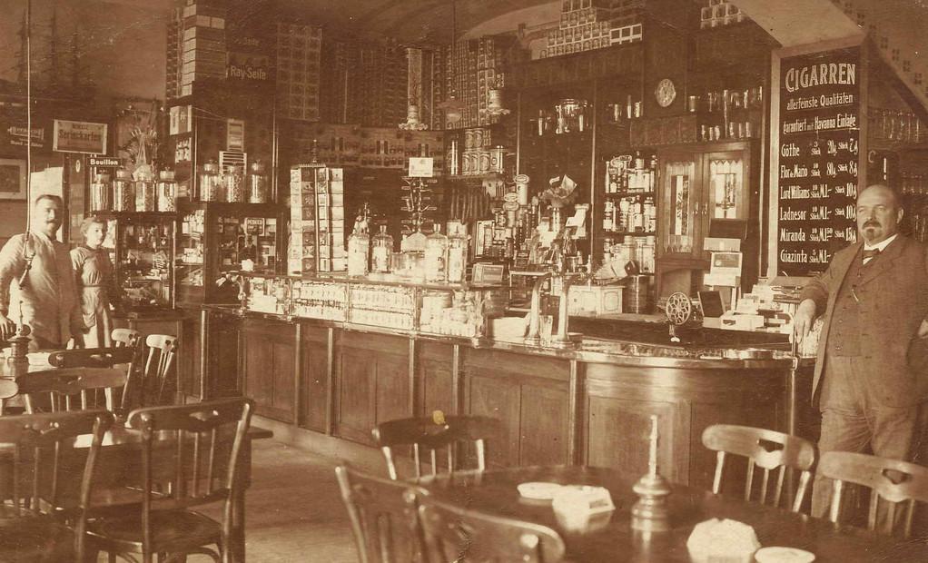 Gasthaus um 1913