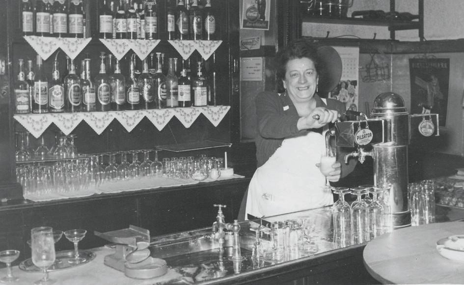 Gasthaus 50er Jahre