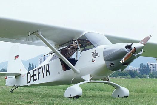 FVA 18.3 Silberkrähe - D-EFVA