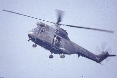 Aérospatiale SA330 Puma HC.1 (Royal Air Force)