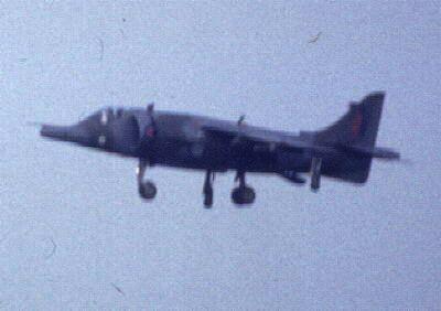 Hawker-Siddley Harrier GR.3 - XZ970 (Royal Air Force) - c/n 712206