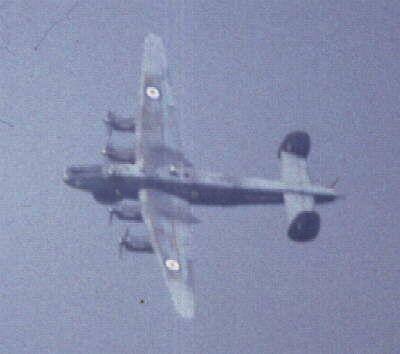 Avro 696 Shackleton AEW.2 - WL747 (Royal Air Force) - c/n R3/696/239005