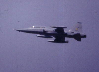 Northrop F-5 Tiger (Royal Canadian Airforce)