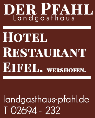Landgasthaus Pfahl