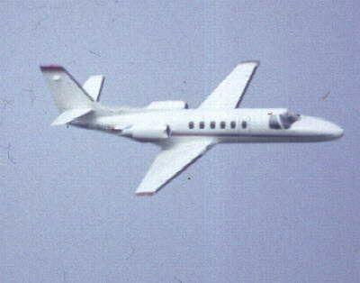 H. Eschmann - Cessna C550 Citation II - EI-BUY, ex D-IRKE - c/n 550-0555