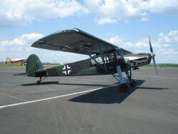 Fieseler Fi-156C-3 Storch - D-EVDB