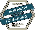 "Gütesiegel ""Forschung innovativ"""