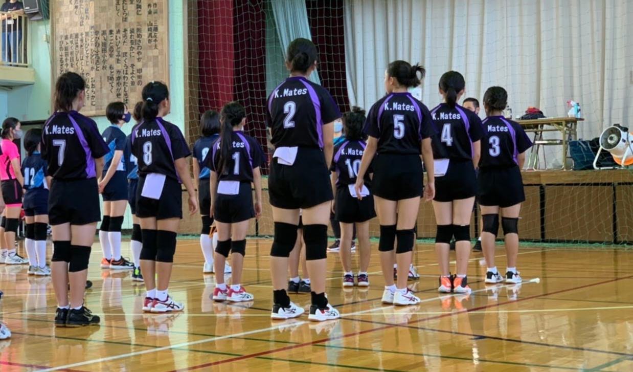 全日本バレボール小学生大会 支部予選