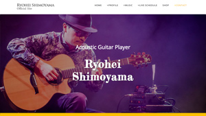 Ryohei Shimoyama Official Web Site