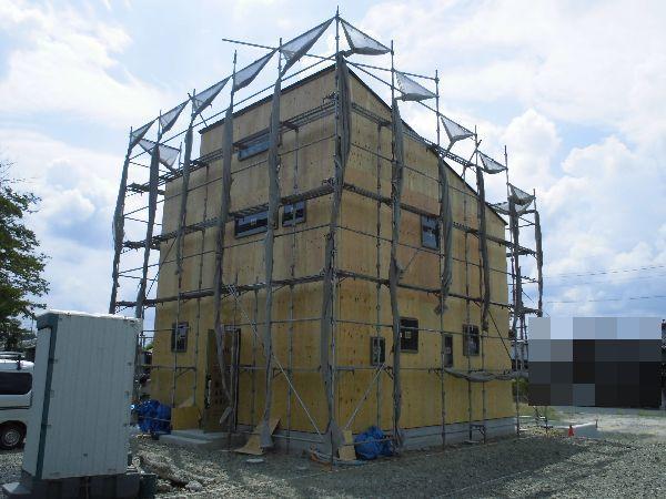 構造用合板による耐力壁