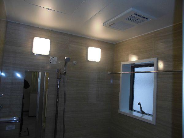 暖房・換気・乾燥機付き浴室