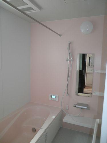 暖房乾燥機付き浴室