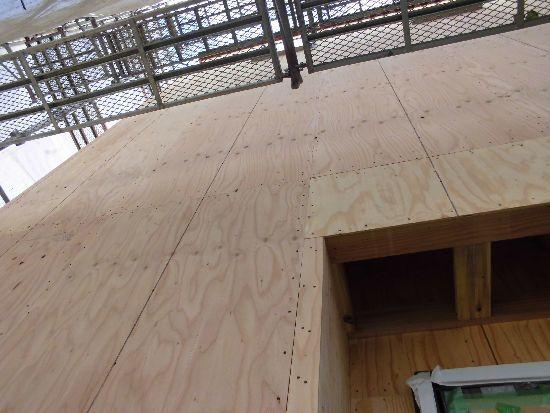 地震に強い構造用合板耐力壁